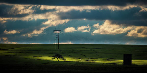 Photograph - Flint Hills Power 2 by Jeff Phillippi
