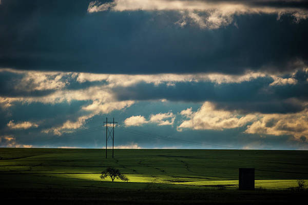 Photograph - Flint Hills Power by Jeff Phillippi