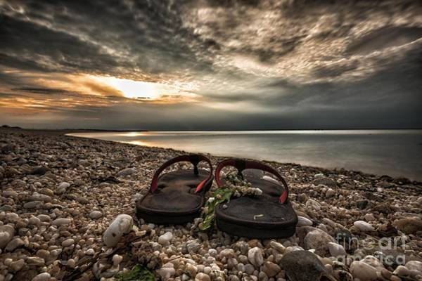 Photograph - Flip Flop Storm by Alissa Beth Photography