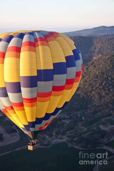 Photograph - Floating Balloon by Ana V Ramirez