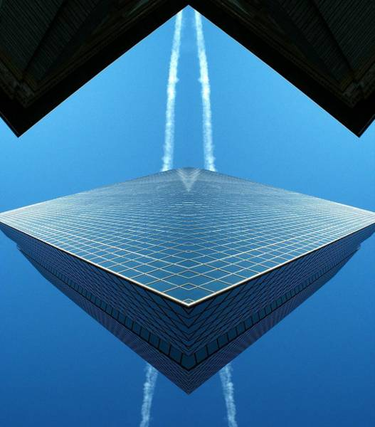 Photograph - Hancock Tower by Christopher Brown