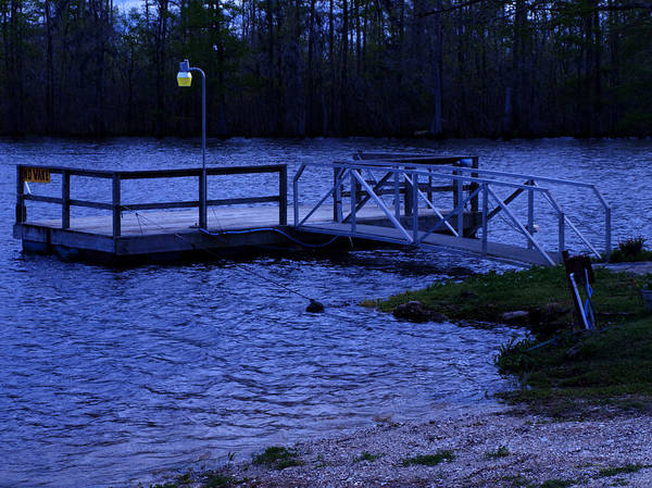 Wall Art - Photograph - Floating Fishing Boat Dock by Bill Perry