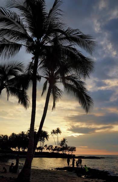 Photograph - Floating Lantern Sunset by Pamela Walton