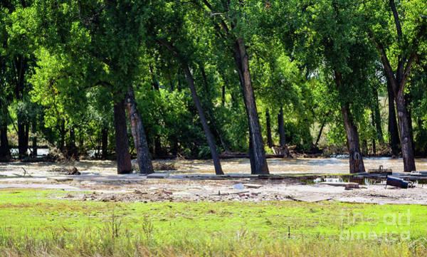 Photograph - Flood Plain by Jon Burch Photography