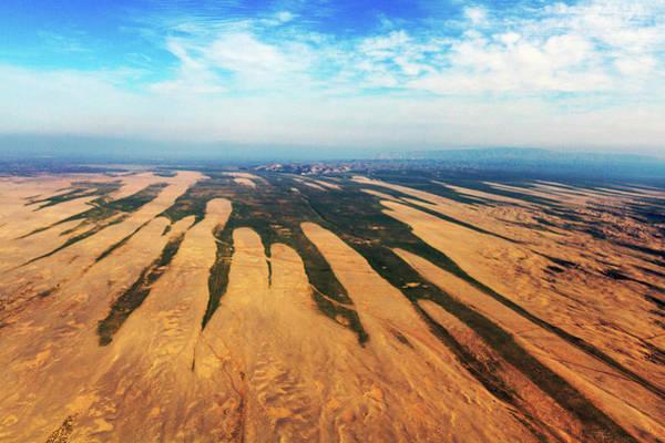 Photograph - Flood Plains Of Kunduz by SR Green