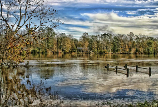 Photograph - Floodwaters by Patricia Montgomery