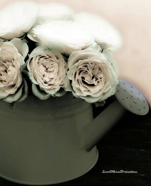 Digital Art - Floral Art 37 by Miss Pet Sitter