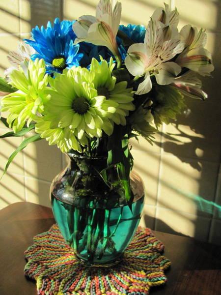 Photograph - Floral Bouquet 3 by Anita Burgermeister