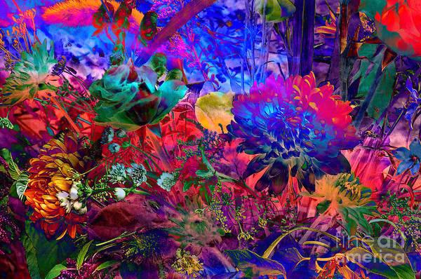 Photograph - Floral Dream Of Summer by Silva Wischeropp