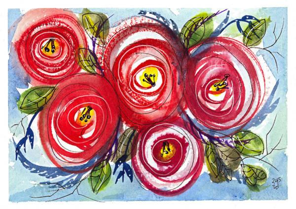Floral I Art Print