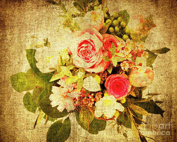 Photograph - Floral Past by Edmund Nagele