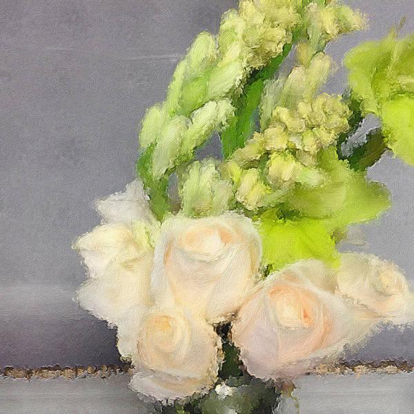 Snap Dragons Wall Art - Photograph - Floral Serenade by Tracey L Marshall