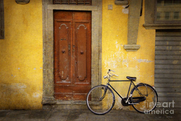 Photograph - Florence Bicycle 4 by Craig J Satterlee