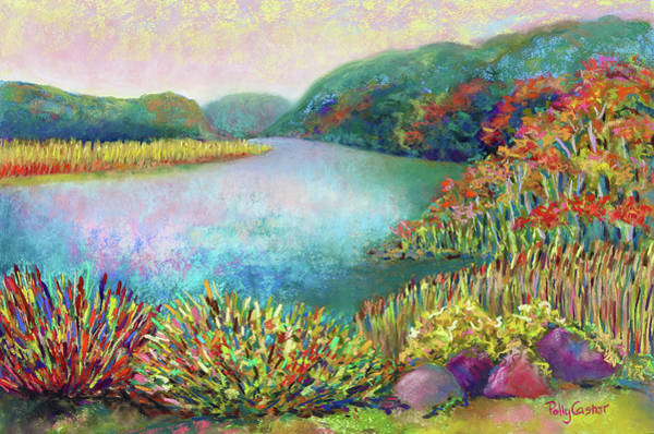 Florence Griswold View Art Print