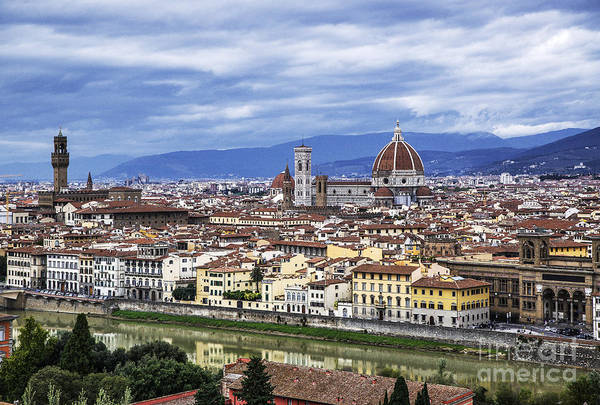 Duomo Di Firenze Wall Art - Photograph - Florence by John Greim