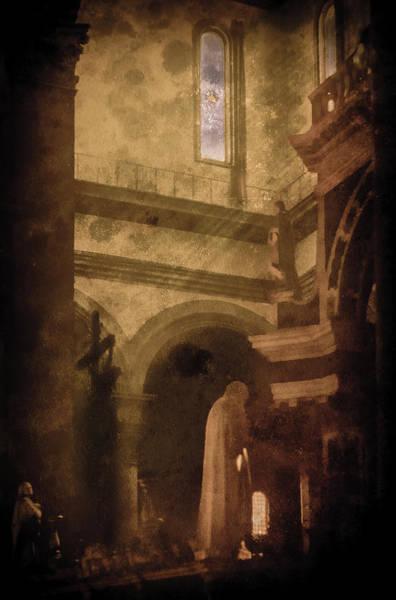 Photograph - Florence, Italy - Santo Spirito by Mark Forte