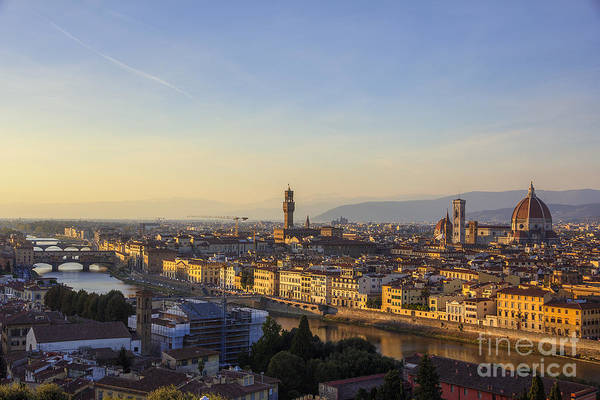 Photograph - Florence by Spencer Baugh