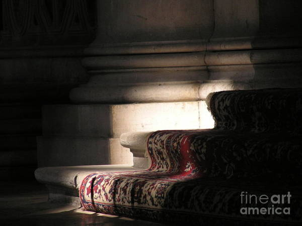 Photograph - Florence Steps To Prayer by Mary Kobet
