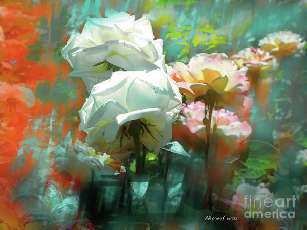 Flores De Junio Art Print