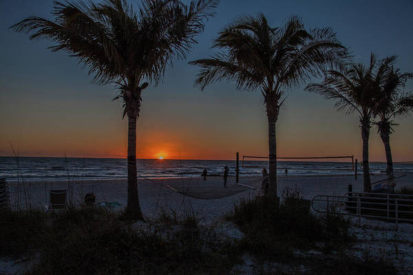 Photograph - Florida Gulf Coast Sunset  by Ronald Lutz