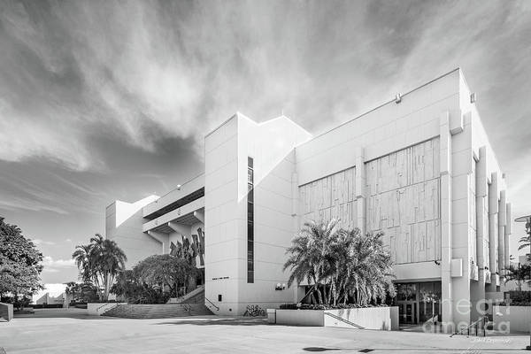 Photograph - Florida International University Perry Building by University Icons