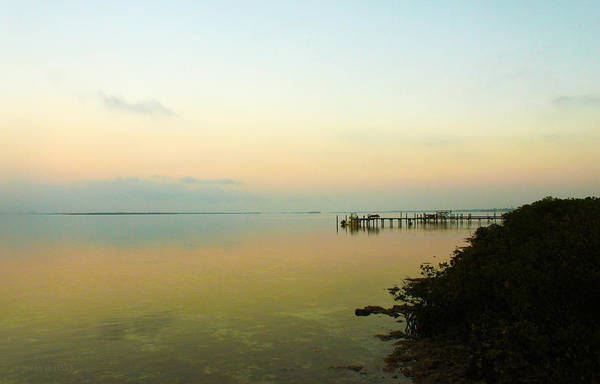 Photograph - Florida Keys Sunrise by Susan Vineyard