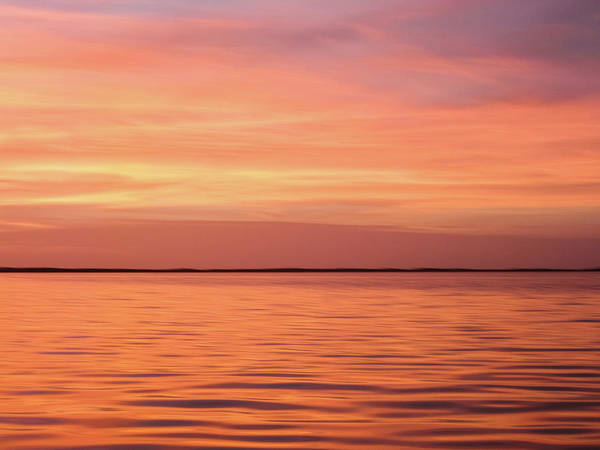 Photograph - Florida Keys Sunset Impressions by Louise Lindsay