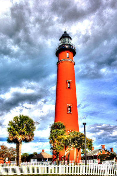 Photograph - Florida Lighthouse by William Havle