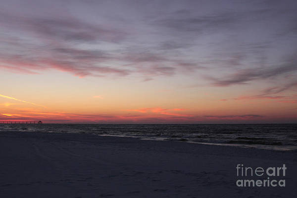 Photograph - Florida Panhandle Sunrise by Robin Maria Pedrero