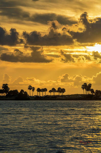 Sportsmen Photograph - Florida Sunset-1 by Marvin Spates