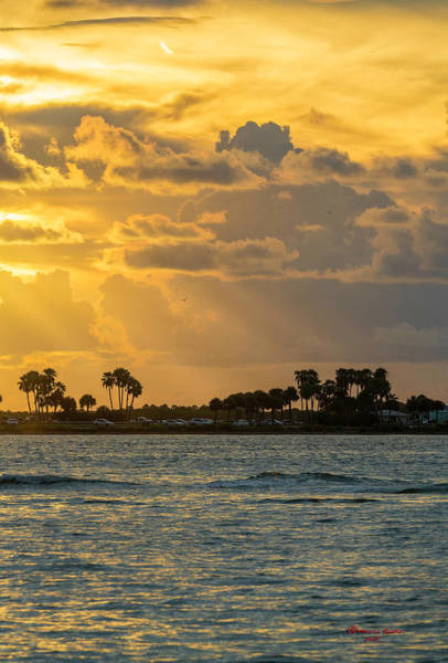 Motor Boat Photograph - Florida Sunset-3 by Marvin Spates