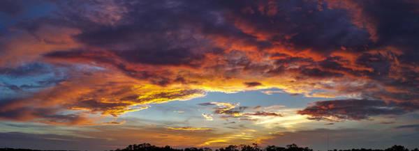 Photograph - Florida Sunset by David Hart
