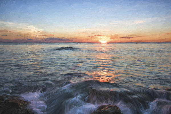 Digital Art - Florida's Last Moment II by Jon Glaser