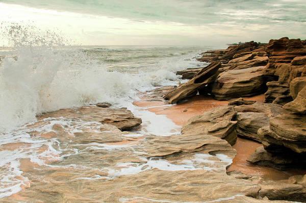 Wall Art - Photograph - Florida's Rocky Coast by Rich Leighton