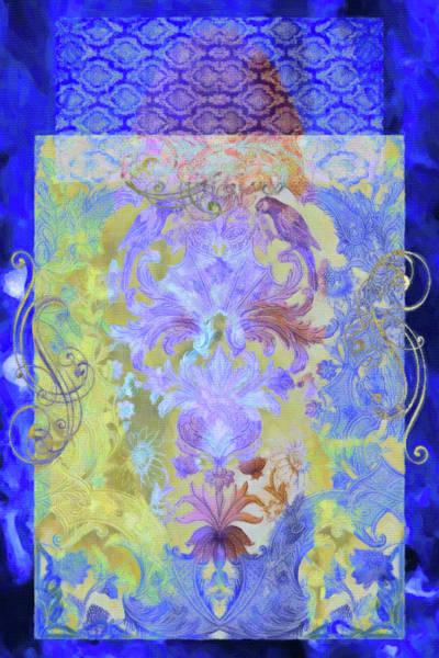 Lime Mixed Media - Flourish 11 by Priscilla Huber