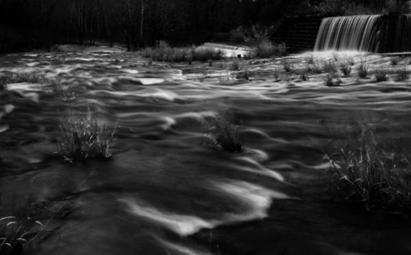 Spillway Photograph - Flow Like Water by Tim Hayes
