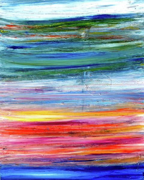 Wall Art - Painting - Flow by Lisa Lipsett
