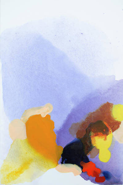 Flow Release Art Print