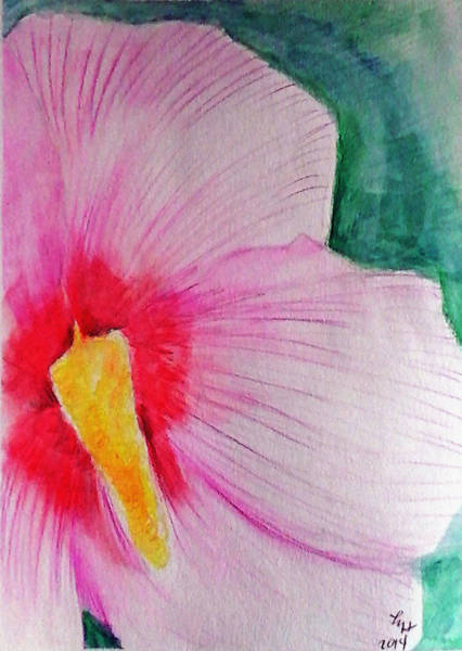 Painting - Flower 45 by Loretta Nash