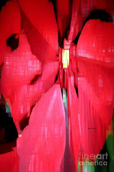 Digital Art - Flower 9224 by Rafael Salazar