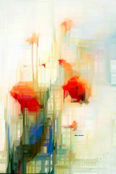Digital Art - Flower 9230 by Rafael Salazar