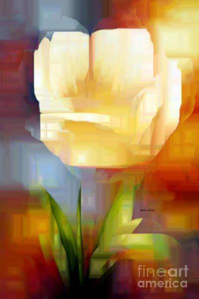 Digital Art - Flower 9234 by Rafael Salazar