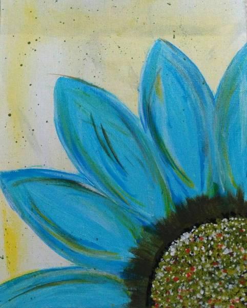 Wall Art - Painting - Flower by Anuradha Kumari