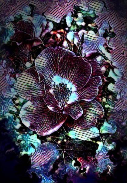 Digital Art - Flower Blossom by Artful Oasis