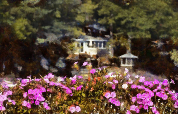 Digital Art - Flower Box by JGracey Stinson