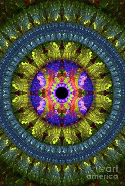 Sacred Mixed Media - Flower Carpet by Raphael Terra