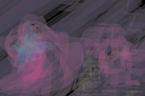 Digital Art - Flower Fever Dream by Kevin McLaughlin