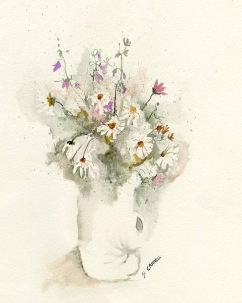 Digital Art - Flower Study Twelve by Darren Cannell