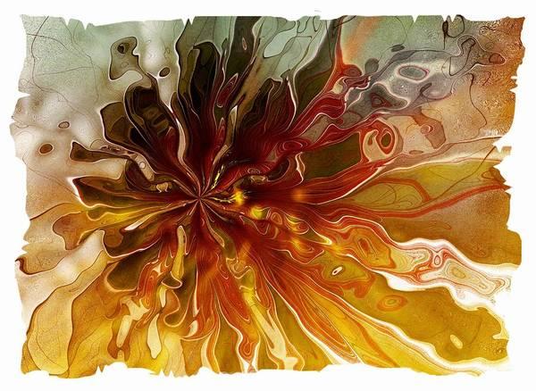 Digital Art - Flowers 002 by Amanda Moore