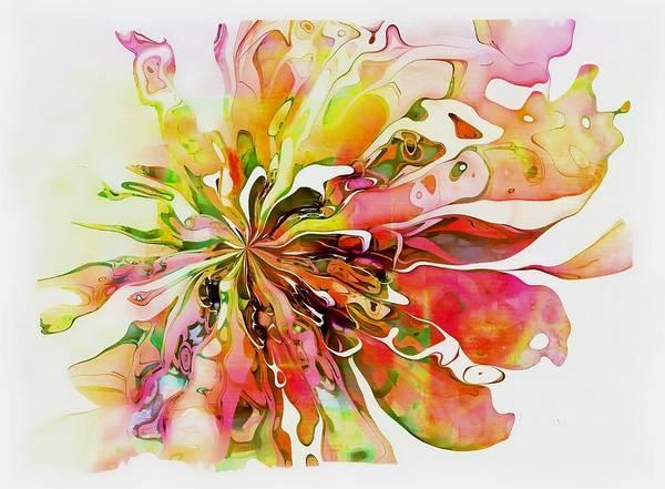 Digital Art - Flowers 005 by Amanda Moore
